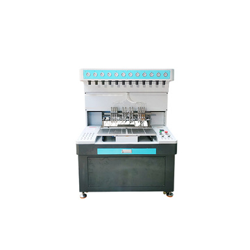 Soft Plastic Cup Mat making Machine