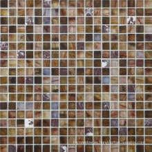 Vidrio caliente de la venta y mosaicos de mármol de la piedra