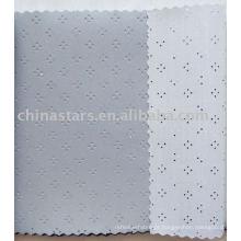 Alta visibilidade reflexiva segurança prata tecido