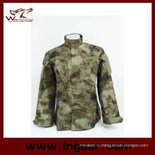 в Camo американской военной форме Bdu боевой костюм