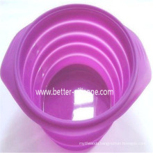 FDA Collapsible Silicone Rubber Cullender
