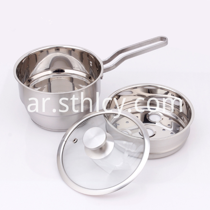 Stainless Steel Milk Pot473zn1