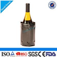 Top Lieferant Großhandel Benutzerdefinierte PVC Weinkühler Tasche für Bierkühler