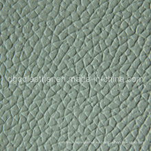 Cuero transpirable de alta calidad de los muebles de la PU (QDL-FB0060)
