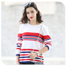 Suéter de cachemira 100% femenino de 2017