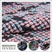 China-Fabrik Professionelles buntes Polyester-Gewebe Chenille für Sofa