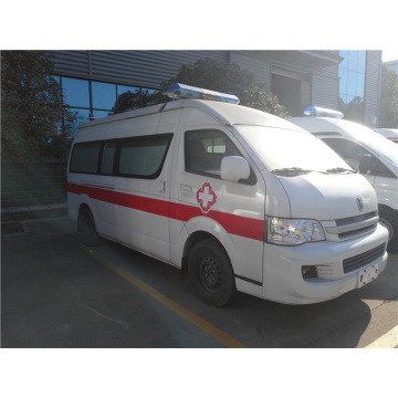 JBC AUTOMOBILE BENSIN AMBULANCE