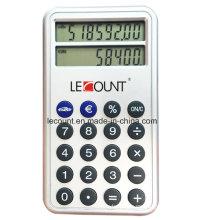 Calculadora del convertidor de la exhibición de la línea 2 (LC382)