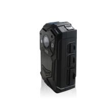 Cámara usable de la policía de la cámara fotográfica del bolsillo de la policía del GPS IR 1080P