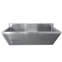 304 stainless steel scrub sink