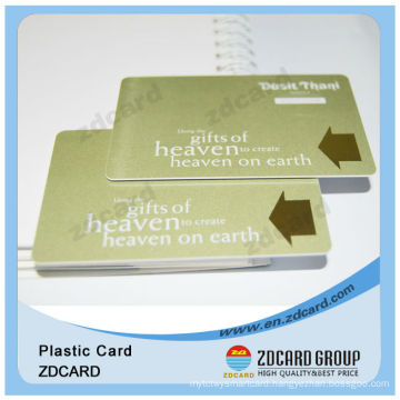 PVC NFC Business Card for Loyalty System