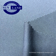 100% polyester Silver ion dry fit eyelet mesh fabric for garment