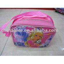 bolsa de ombro bonito dos desenhos animados & bolsinha para crianças