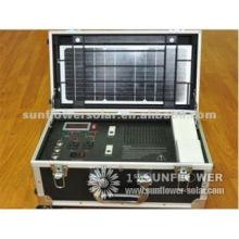 10W * 2 портативных солнечных генератора