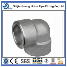 Socket Stainless Steel Weld 90 Degree Elbow