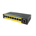 Switch POE 8 porte 10 / 100M non gestito