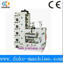 Machines d'impression flexographique haute vitesse pour étiquettes / imprimantes d'étiquettes flexographiques (RY-320)