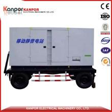 Sdec 144kw 180kVA Electric Generator with Qualified Diesel Engine