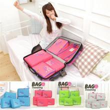 Fahison Styles Portable Nylon Travel Storage Bag Organizer (SR4156)