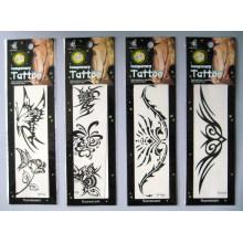 Autocollant de tatouage Fluorescent BJ-Tos-008