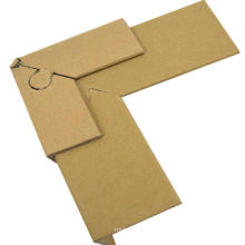 Custom Hot Sale Puzzle Paper Carton Corner Edge Protector With High Quality