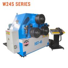 Factory price W24S series profile bending machine