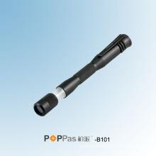 New Design 3W LED Pen Light / Camping Lantern (POPPAS-B101)