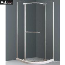 Aokeliya l shaped shower door majestic shower doors partial shower door