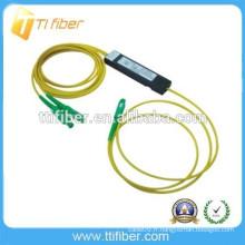 Boîte en plastique à 2 voies SC APC FBT diviseur de fibres optiques
