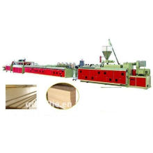 Línea de producción de Junta de espuma WPC