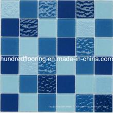 Mosaïque de piscine en mosaïque en verre (HSP303)