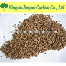 Nuez cáscara de nuez abrasiva polvo de concha 200 malla para pulir