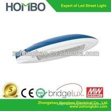 Directo de fábrica de fundición de aluminio fundido UL DLC SMD 30W 40W 50W llevó retrofit luz de la calle