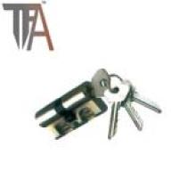 Cilindro de bloqueo de latón abierto de dos lados TF 8016