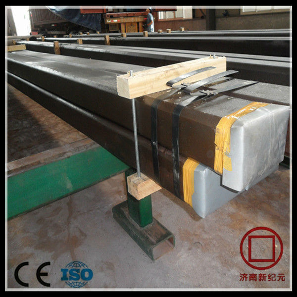 Q195 ERW Square Steel Tubings