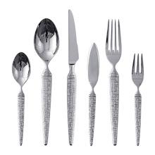 Stainless  Restaurant  Wedding Cutlery Set