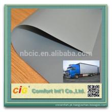 revestido de PVC encerado/pvc claro malha encerado/pvc revestido encerado do poliéster para a tenda/caminhão