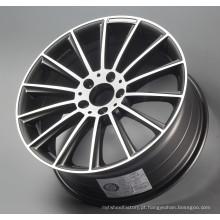 2017 réplicas de rodas de aro, HT-175330 tamanho 17 * 8 e 35 cb 66,6 H / PCD 5 * 112