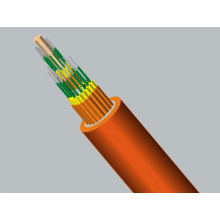 Cable de interior de desmontaje de fibra múltiple