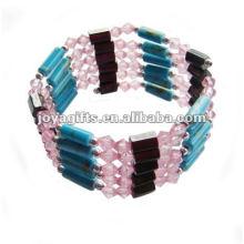 """Magnetic wrap Bracelets & Collier 36 """""""
