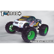 1/8th escala RC modelo Nitro off Road Monster Truck