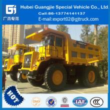 2018 4 * 2 50T que carga el camión volquete de la mina de Dongfeng / el camión de volquete de la mina de Dongfeng / el camión del transporte de la mina de Dongfeng / el camión de la explotación minera de Dongfeng