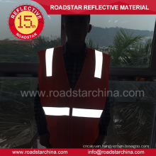 Conspicuity Warning Reflective Safety Vest