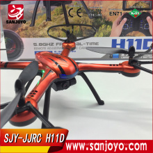 JJRC H11D 5.8G FPV 2.0MP HD Camera 2.4G 4CH 6 axis Headless rc drone SJY-H11D
