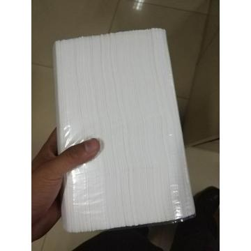 VIRGIN PULP N FOLD TOWEL TESSUE