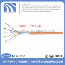 1000 ft / 305M câble FTP Cat6a