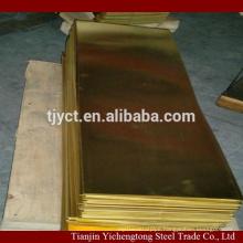 brass sheet brass plate