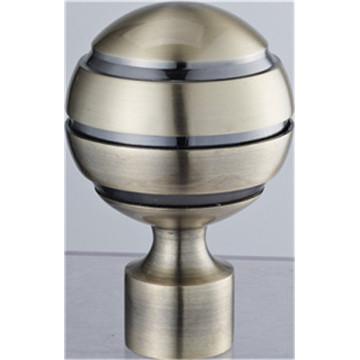 Le modèle Ball Curtain Rod fretel
