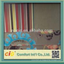 Saudita Polular Impreso Sofá Cortina de Tela de Tapicería Textiles Para El Hogar