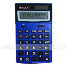 Cálculo de 12 dígitos Calculadora de margen de venta con 3 pasos Pantalla ajustable (LC227CSM-B)